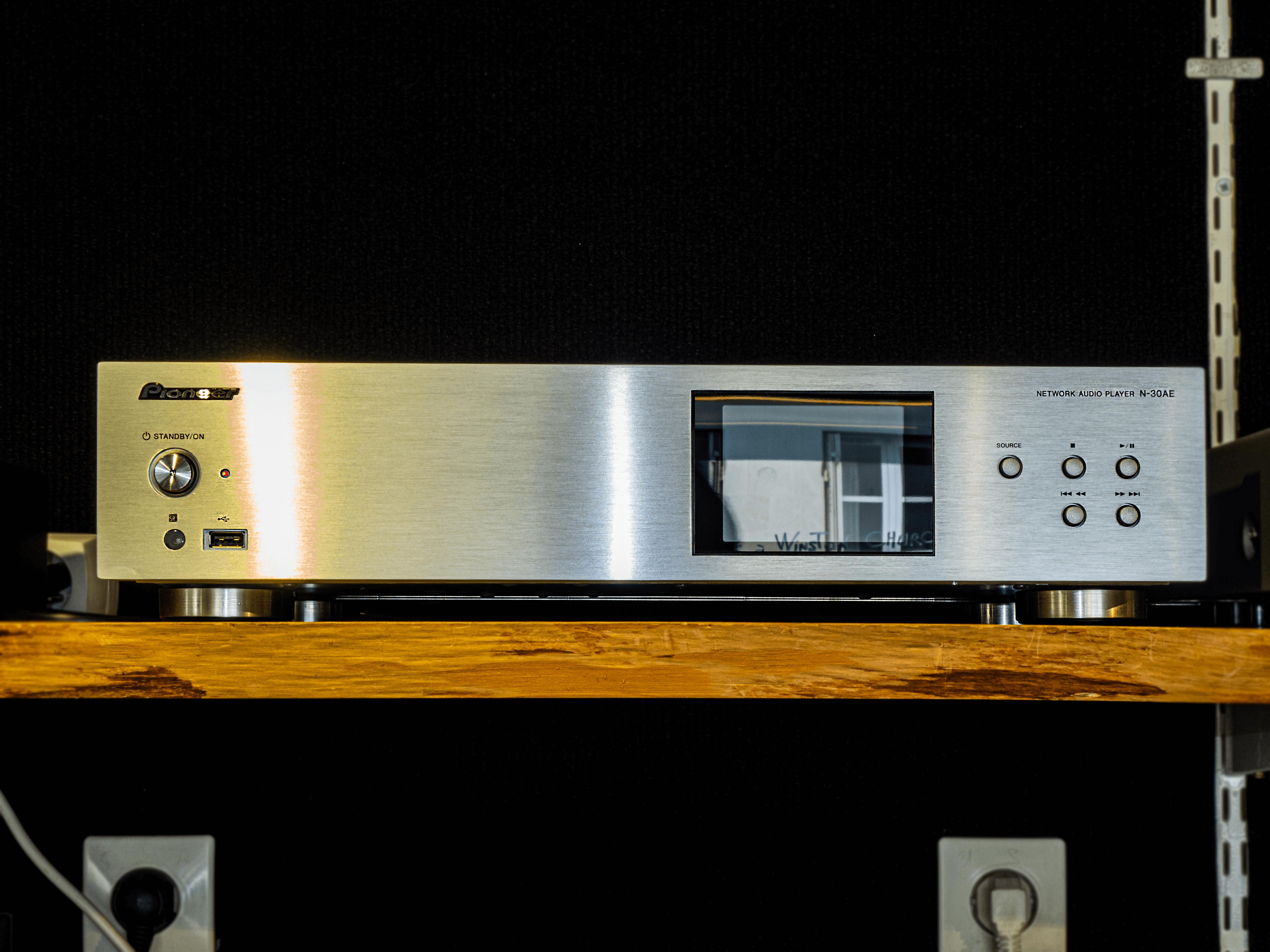 Pioneer N-30AE lecteur audio réseau