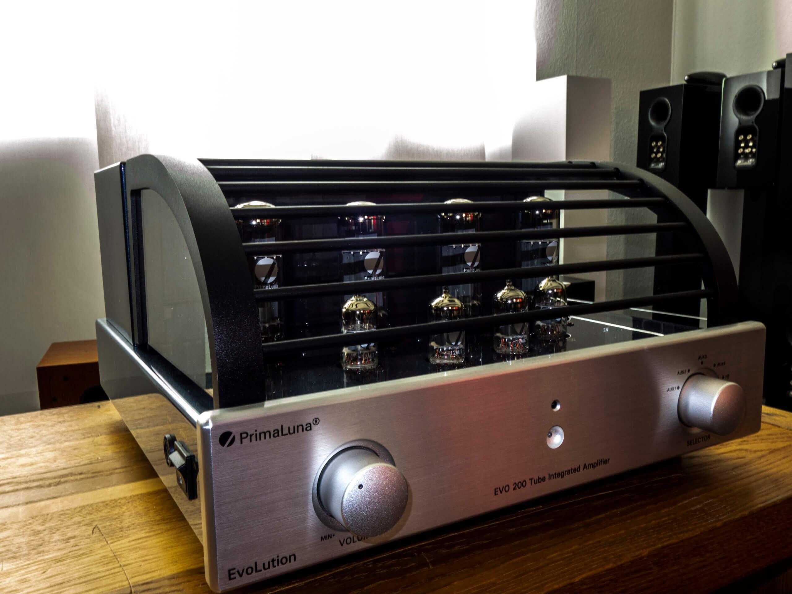 PrimaLuna EVO 200 ampli intégré
