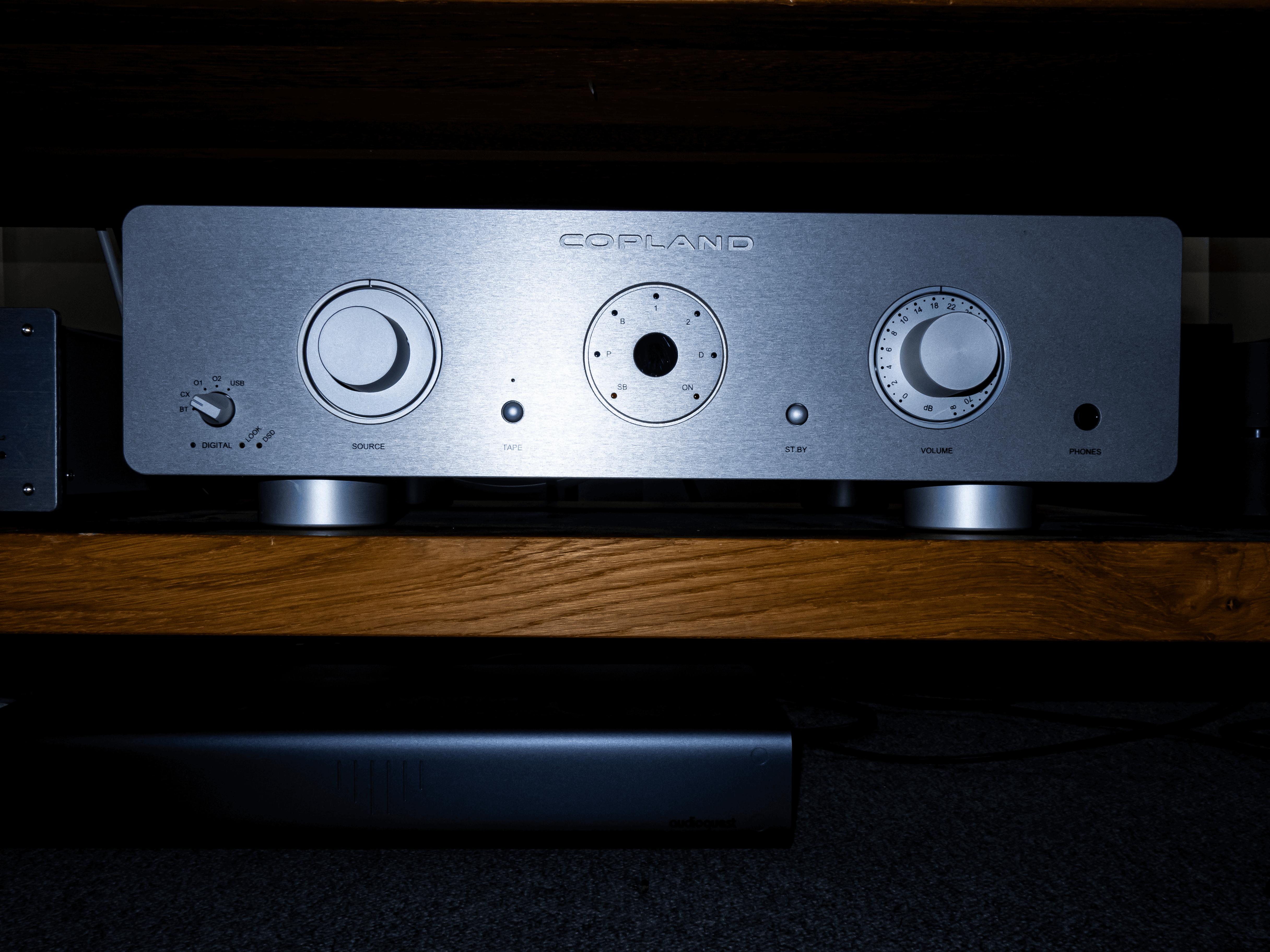 Copland CSA 100 ampli intégré4